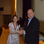 Anna Tevadze (Biology/ Chemistry Middle School Category Winner)