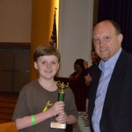 George Gurney (2nd Place Overall Winner- Middle School Division)