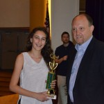 Julia Grossman (1st Place Overall Winner- Middle School Division)